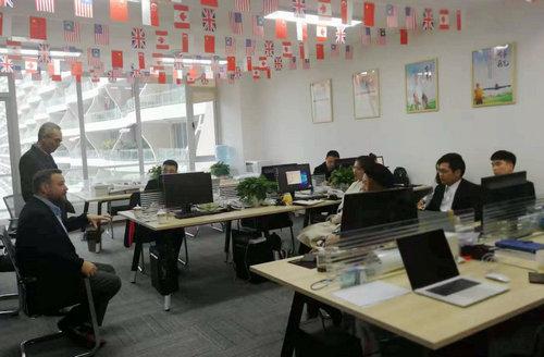 国际企业经理人西南办事处揭牌仪式在四川成都环球中心举行